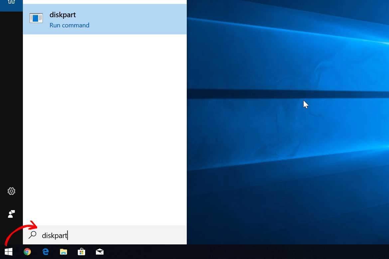 Diskpart ile Önyüklenebilir Windows Server 2019 USB medya oluşturmak