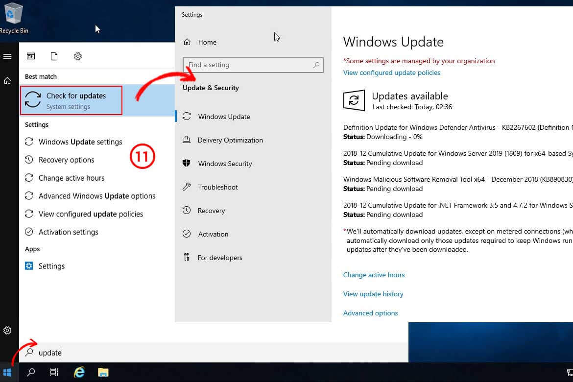 Windows Server 2019 ISO indirme, Windows Server 2019 Key, Windows Server 2019 ISO Download, Windows Server 2019 Kurulumu